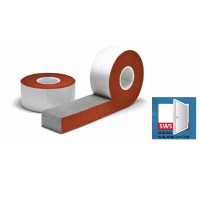 fensterband fugendichtungsband 64mm breit 7mm 15mm. Black Bedroom Furniture Sets. Home Design Ideas