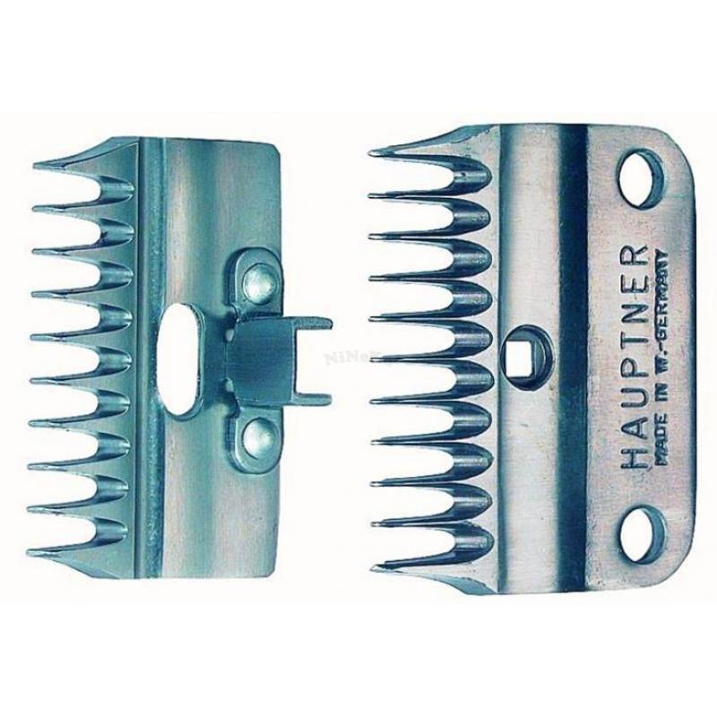 Schermessersatz Unterkamm 11 Zähne Oberkamm 10 Zähne
