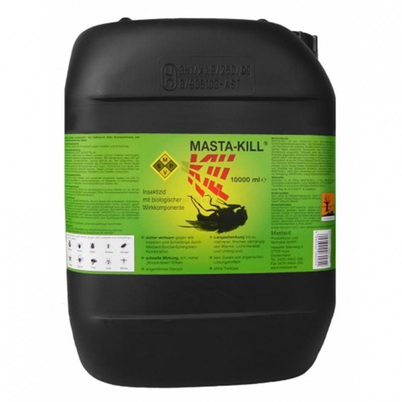 masta kill mastavit insektenkiller biologisch abbaubar 10. Black Bedroom Furniture Sets. Home Design Ideas