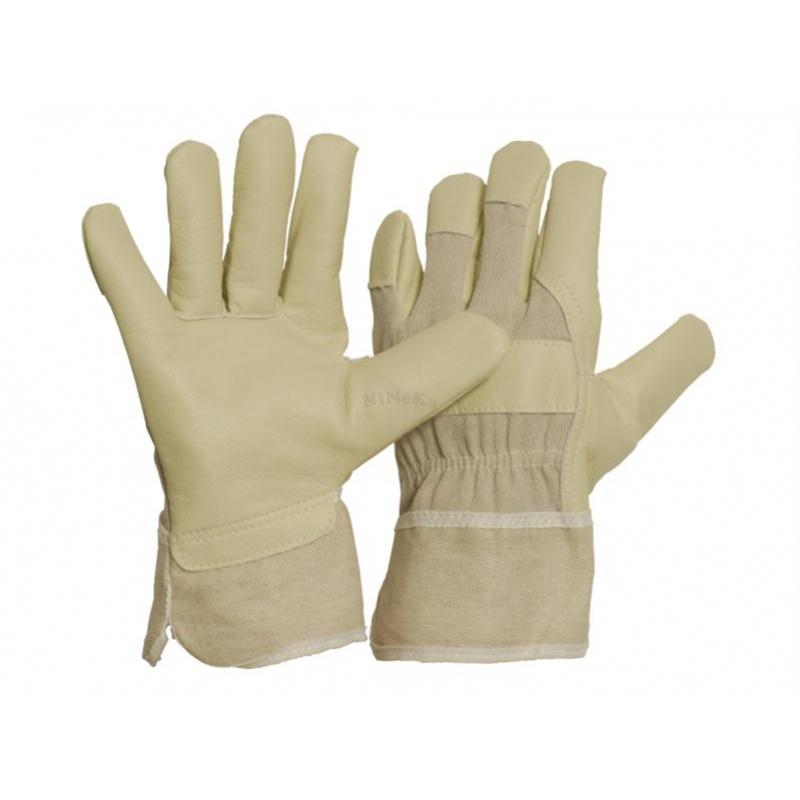 PU Arbeitshandschuhe Handschuh gefüttert CE CAT 2 EN 388