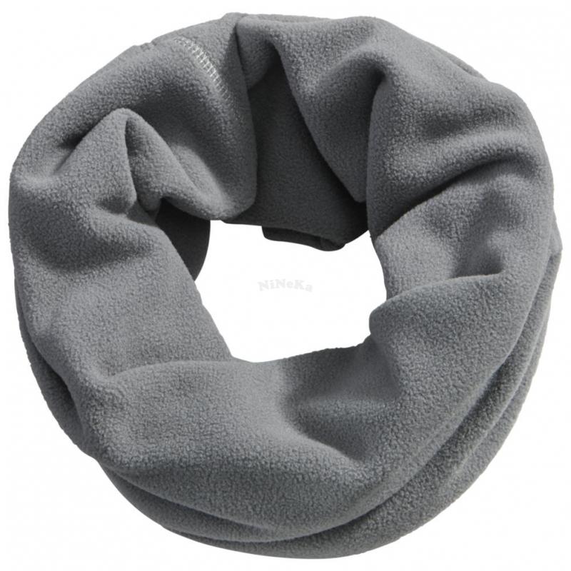Schal Windschutz Winterschal Halsschutz Arbeitsschutz Crossover Loop - grau