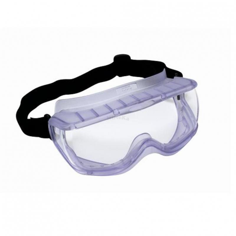 schutzbrille vollsichtbrille brille klar f r brillentr. Black Bedroom Furniture Sets. Home Design Ideas