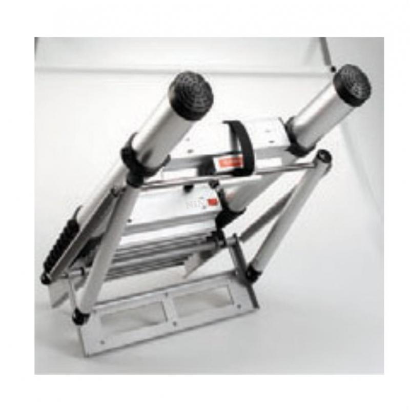 FESTE Teleskopische Loftleiter Dachbodenleiter Bodentreppe mini
